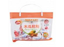 品香园木瓜软糖400克