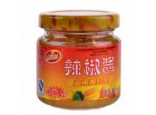 品香园黄灯笼辣椒酱特辣型100克