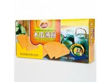 品香园木瓜薄饼150克