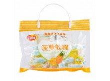 品香园菠萝软糖400克