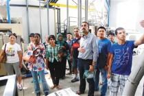 12国学员学习热农技术