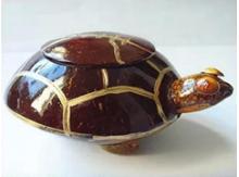 椰壳乌龟烟灰缸