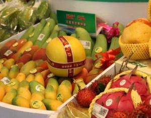 海南农产品站稳内地市场
